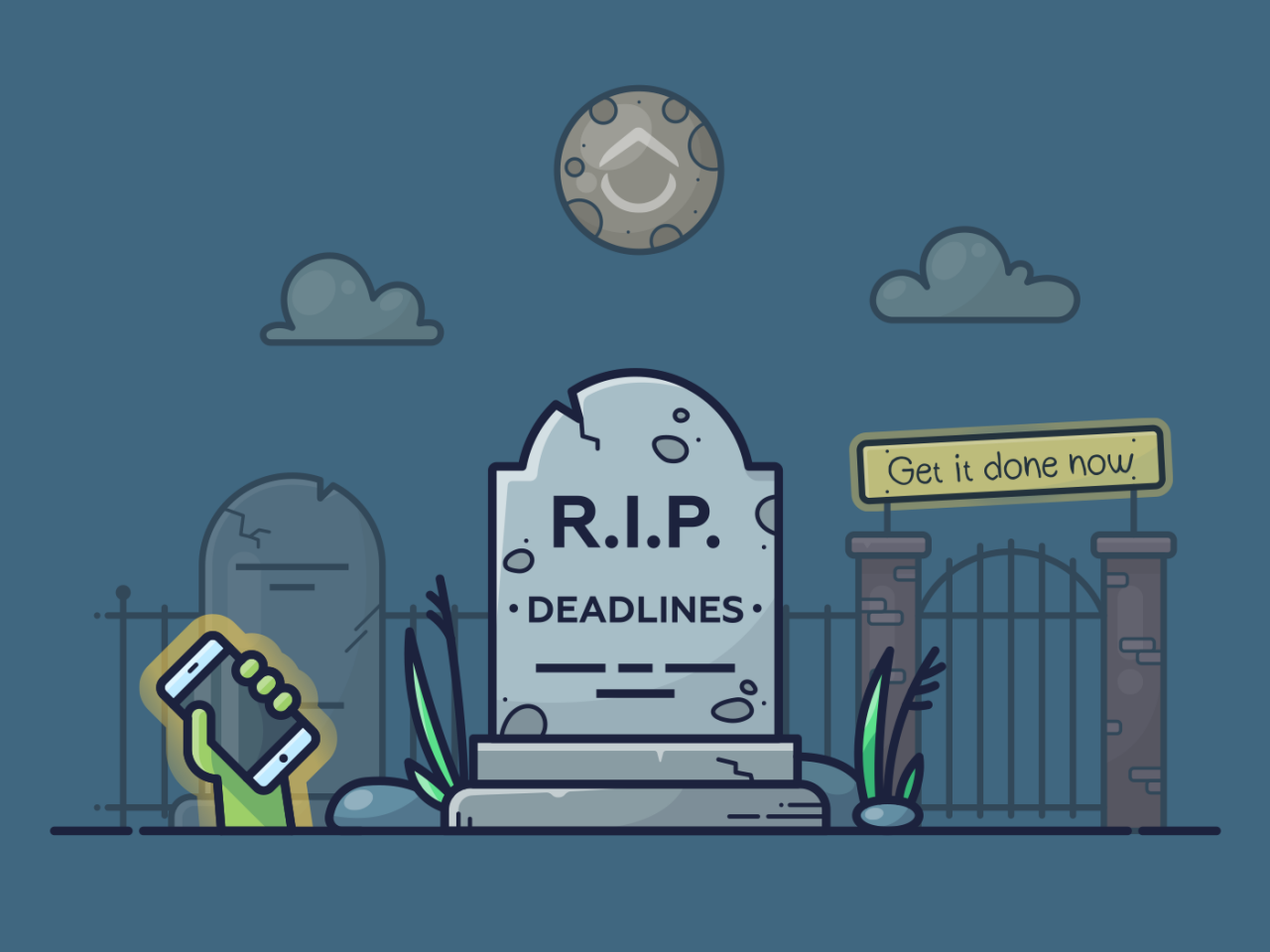 Are Deadlines Deadly?